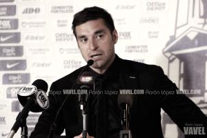 """Diego Alonso: """"Necesitábamos un triunfo de esta característica; contundente"""""""