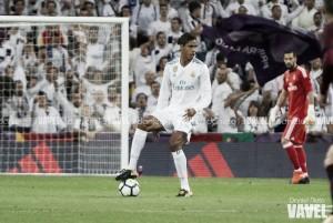 """Raphaël Varane: """"Todos los jugadores tenemos ganas de aprender de Zidane"""""""