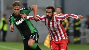 El Athletic cae arrollado en Italia