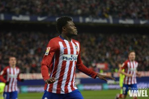 Atlético de Madrid - Levante UD: puntuaciones Atlético, jornada 18 de Primera División