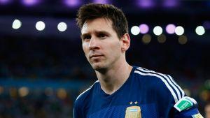 """Messi: """"Nos vamos con la cabeza alta"""""""