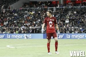 """Agustín Marchesín: """"Cruz Azul siempre es un rival complicado"""""""