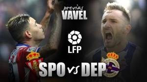 Real Sporting - Deportivo de La Coruña: el Dépor, ante una de sus peores pesadillas