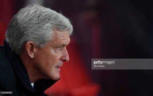 "Stoke didn't receive ""benefit of the doubt"" from officials in Liverpool defeat insists Mark Hughes"