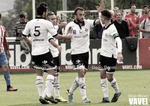 Caudal Deportivo - Racing de Santander: ascenso contra descenso