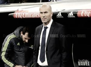 Zinedine Zidane: ''Nos ha salido un partido perfecto''