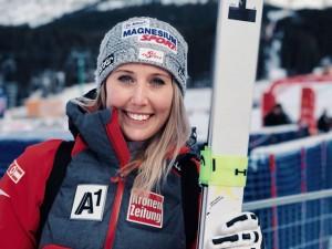 Sci alpino - Lampo Huetter a Lake Louise, Fanchini ai piedi del podio