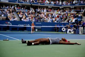 La historia se rinde a Serena
