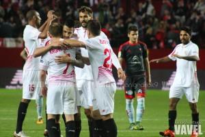 Análisis Sevilla FC: Fuerza y coraje