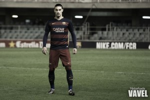 El Barça B continúa imparable