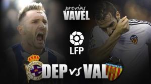 Deportivo de La Coruña - Valencia: locos por volver a ganar