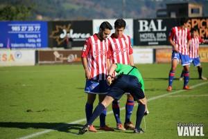 Racing de Ferrol - Sporting de Gijón B: sin concesiones ante el objetivo