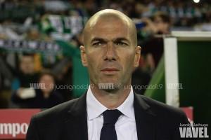 """Zidane: """"La idea es que Cristiano y Benzema jueguen"""""""