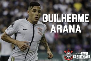 Guilherme Arana: jogador fundamental e indispensável no título brasileiro do Corinthians