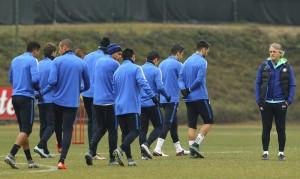 Inter, Mancini e il derby: l'undici per la stracittadina
