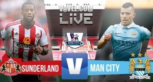 Resultado Sunderland vs Manchester City en la Premier League 2016 (0-1): El Sunderland perdona a un City gris y con prisas
