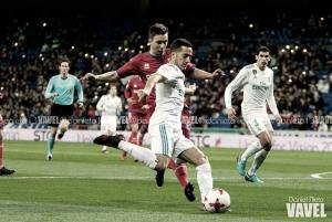 Guillermo da otro disgusto al Bernabéu