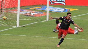 Boyacá Chicó le quitó el liderato a Independiente Medellín