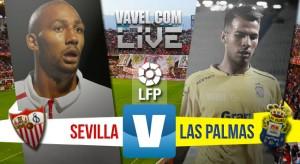 Las Palmas perdona y el Sevilla no falla con Vitolo como líder