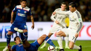 Cruz Azul se le 'escapa' a Cristiano Ronaldo