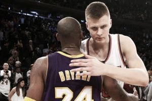 "Magic Johnson: ""Porzingis es el robo del Draft"""