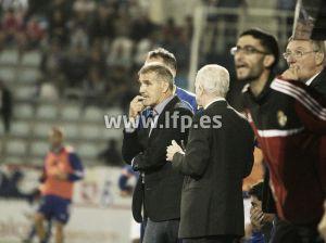 "Paco Herrera: ""Hemos sabido reaccionar"""