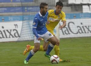 El Lleida remonta el gol inicial del Baleares y encadena tres victorias
