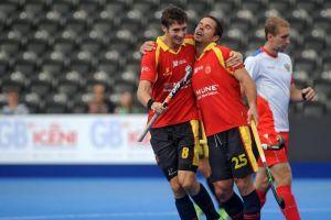 Los Red Sticks, aplastantes en su segundo partido del Europeo