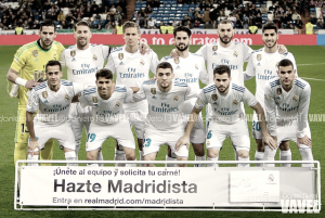 Leganés – Real Madrid, puntuaciones del Madrid, jornada 16 la Liga Santander 2018
