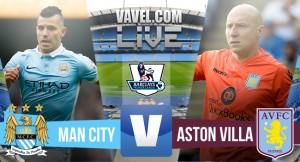 El City recupera la ilusión goleando a un Aston Villa que se hunde en lo más bajo de la tabla