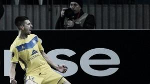 Un apagado Köln cae en Borisov