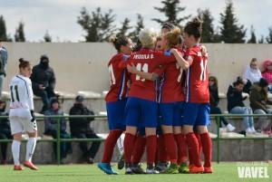 El Atlético Féminas se reengancha a la Liga