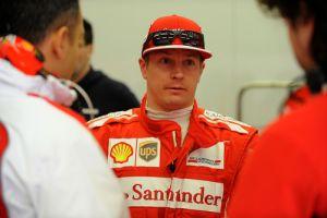 Kimi Raikkonen acaba segundo su último día de entrenamientos en Jerez