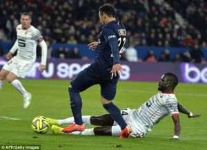 Ligue 1, Lavezzi spinge in alto il Psg