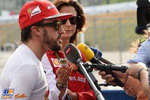 """Fernando Alonso: """"Mi ficha se moverá cuando yo diga"""""""