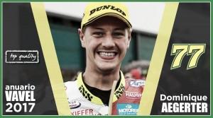 Anuario VAVEL MotoGP 2017: Dominique Aegerter, cal y arena