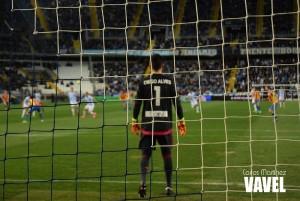 Alves, el paralíos del Valencia