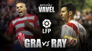 Granada CF - Rayo Vallecano: juego de ajedrez por la salvación