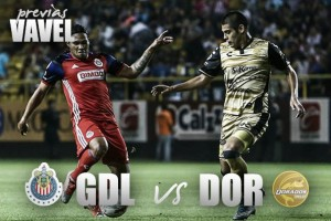 Previa Chivas - Dorados: por el boleto a la siguiente ronda