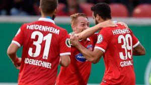Union Berlin crash out of DFB Pokal to impressive Heidenheim