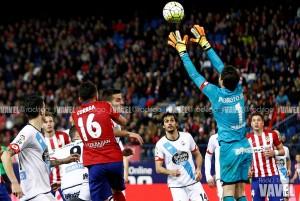 Atlético - Deportivo: puntuaciones del Dépor, jornada 29 de Liga BBVA