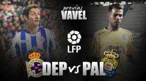 Deportivo - Las Palmas: en busca de la confirmación