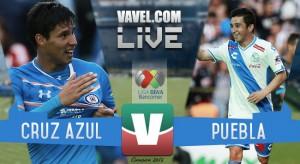 Cruz Azul deja ir el triunfo ante un inquebrantable Puebla (1-1)