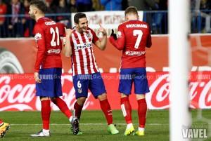 Atlético de Madrid - Deportivo de La Coruña: puntuaciones del Atlético, jornada 29
