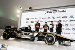 Force India presenta su nuevo monoplaza