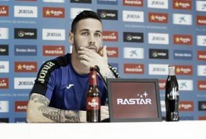 """Álvaro Vázquez: """"La lesión me ha frenado, pero está superada"""""""