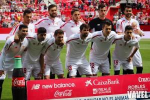 Sevilla FC - Deportivo de La Coruña: puntuaciones del Sevilla en la jornada 32