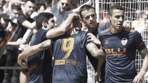 Valencia CF - Deportivo La Coruña: puntuaciones del Valencia, Jornada 38 de LaLiga