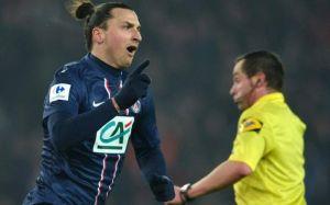 Super Ibra, il PSG passeggia a Brest