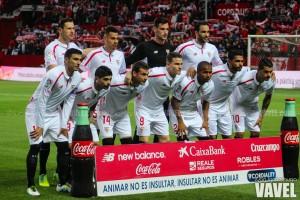 Sevilla FC - Real Sociedad: puntuaciones del Sevilla, jornada 31 de la Liga BBVA